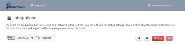 BedrockData UX