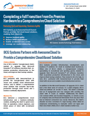Cloud Computing Case Study PDF