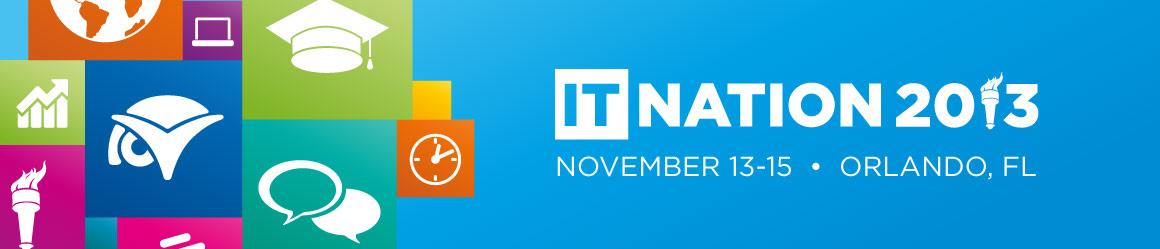 IT Nation 2013