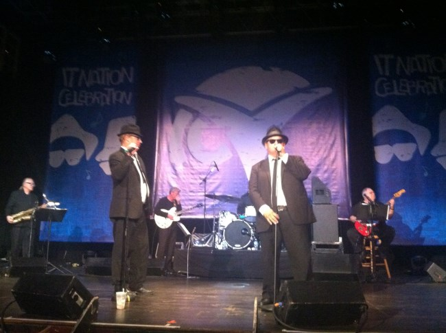 Blues Brother Cover Band from IT Nation 2013