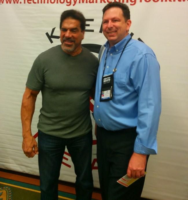 IT Nation 2013 - Lou Ferrigno