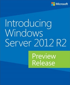 Windows Server 2012 R2 Preview Release